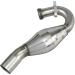 FMF RACING MegaBomb Header - Stainless Steel