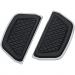 Kuryakyn Passenger Hex Driver Floorboards - Chrome