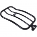 Motherwell Luggage Rack - Gloss Black - FXDL