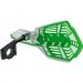 Acerbis White/Green X-Future Handguards
