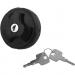 Acerbis Gas Cap - Black - Large - Locking