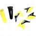 Acerbis Standard Body Kit - '14-'16 OE Black/White
