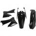 Acerbis Plastic Body Kit - Black - SX85/105