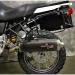 Happy Trails Products Happy Trails SU Rack (Low-Pipe) BMW R1150GS/GSA