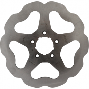 Galfer Braking Wave® Brake Rotor - Front -  Solid Mount