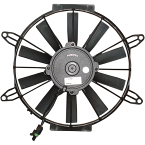Moose Racing Hi-Performance Cooling Fan - 1100 CFM