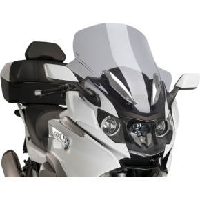 PUIG Race Windscreen - Light Smoke - Tour - BMW