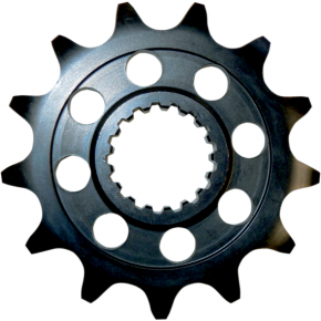 Sunstar Sprockets Counter-Shaft Sprocket - 13-Tooth - Suzuki