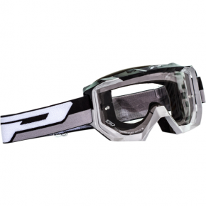 3200 Goggles - White - Light Sensitive