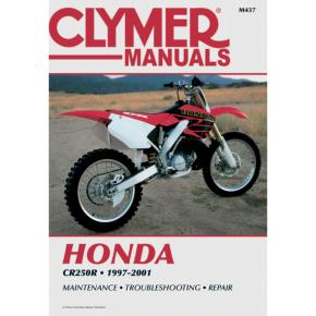 Clymer Manual - Honda CR250