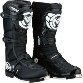 Moose Racing M1.3 MX Boots - Black - Size 7