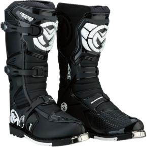 Moose Racing M1.3 MX Boots - Black - Size 8