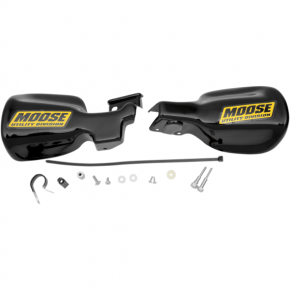 Moose Racing Black Handguards for Ranger 400AT