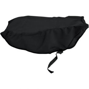 Moose Racing Seat Cover - Black - Grizzly 660