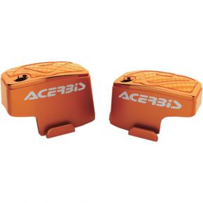 Acerbis Master Cylinder Cover - Brembo - Orange