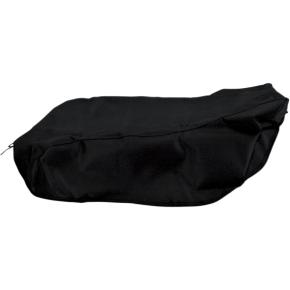 Moose Racing Seat Cover - Black - Rubicon