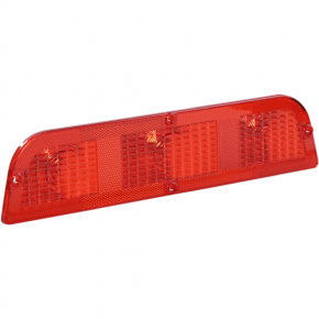 Parts Unlimited Taillight Lens - Polaris