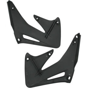 Acerbis Radiator Shrouds - CR450F - Black