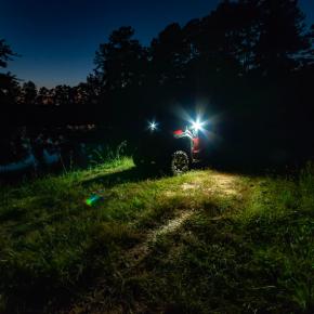 "Seizmik Pursuit Night Vision Sideview Mirrors - 2"" Clamp"