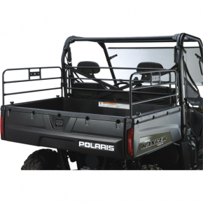 Moose Racing Bed Rails - Mid Size Ranger