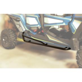 Moose Racing Nerf Bars - Black - RZR 4-Seater