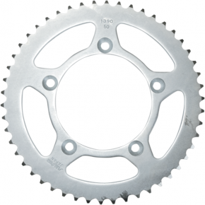Sunstar Sprockets Steel Rear Sprocket - 50-Tooth - KTM