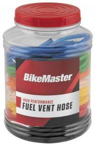 "Bikemaster Gas Cap Vent Hose - Black - 18"""