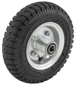 Bikemaster Training Wheels Replacement Wheel - Grey