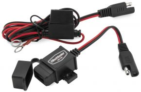 Bikemaster USB Charger Kit - Black