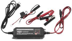 Bikemaster Intelligent Battery Charger/Maintainer - Black