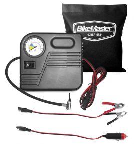 Bikemaster Portable Mini-Air Compressor - Black
