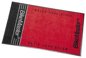 Bikemaster Track Mat - Red/Black