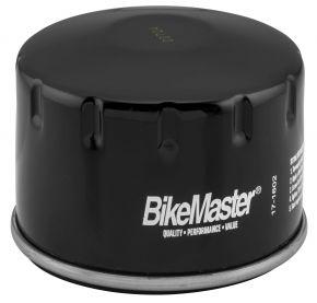 Bikemaster Oil Filters for Street - BMW 11427673541 - Black
