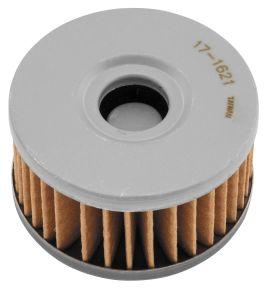 Bikemaster Oil Filters for Street - SUZUKI 16510-38240 - Black