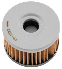 Bikemaster Oil Filters for Street - SUZUKI 16510-37450/-37440 - Black