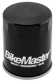 Bikemaster Oil Filters for Street - POLARIS 2540086 - Black