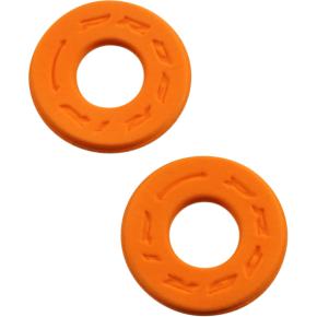 Orange Grip Donuts