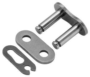 Bikemaster 428 Precision Roller Bulk Chain/Link - Natural - 428 - 428 CON LINK
