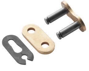 Bikemaster 520H Heavy-Duty Precision Roller Bulk Chain/Link - Gold - 520