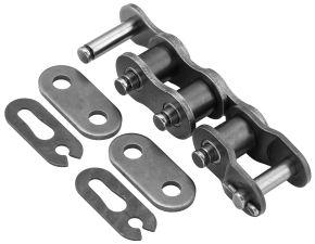 Bikemaster 530H Heavy-Duty Precision Roller Bulk Chain/Link - Natural - 530 - 530H KIT