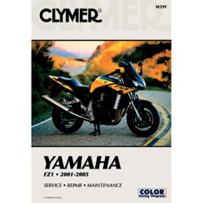 Clymer Manual - Yamaha FZ1