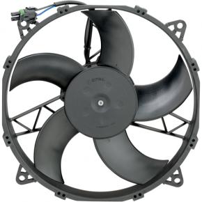 Moose Racing Hi-Performance Cooling Fan - 200+ CFM