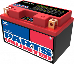 Parts Unlimited Li-Ion Battery - HJTZ10S-FP