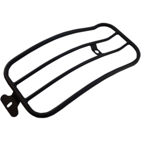 Motherwell Luggage Rack - Matte Black - Dyna