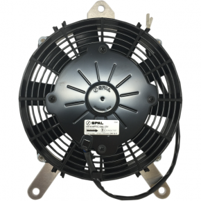 Moose Racing Hi-Performance Cooling Fan - 440 CFM