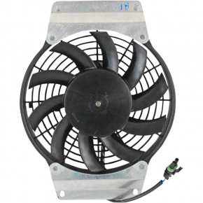 Moose Racing Hi-Performance Cooling Fan - 800 CFM