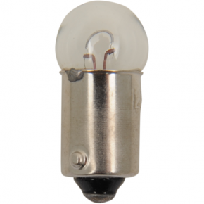 K and S Technologies Replacement Bulb - Mini Stalk - Single Filament - Clear