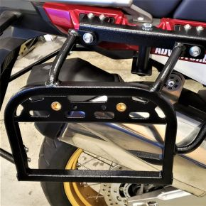 Happy Trails Products Happy Trails SU Side Rack 2018-2019 Honda Africa Twin CRF1000L