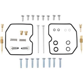 Parts Unlimited Carburetor Kit Kawasaki EN450/454LTD