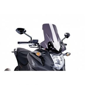 PUIG PUIG WINDSCREEN - HONDA NC700X - DARK SMOKE